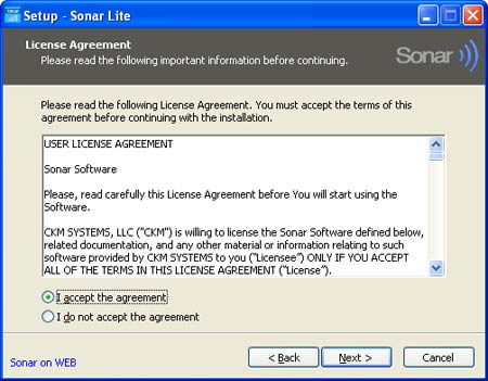 Sonar Net - Skype Recorder and audio monitoring